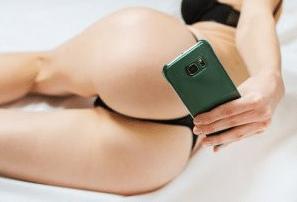 sesso al cellulare